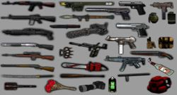 Big Weapon Pack
