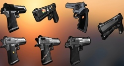Desert Eagle Pack х7