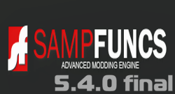 SAMPFUNCS 5.4.0 final (SA-MP 0.3.7-R1)