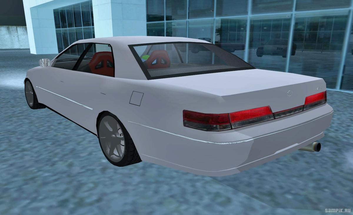 Japanese cars lq для GTA San Andreas
