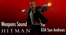 Hitman Absolution Weapons Sound
