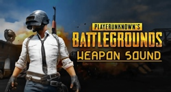 PUBG Weapon Sound