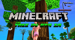Minecraft Trees for GTA:SA